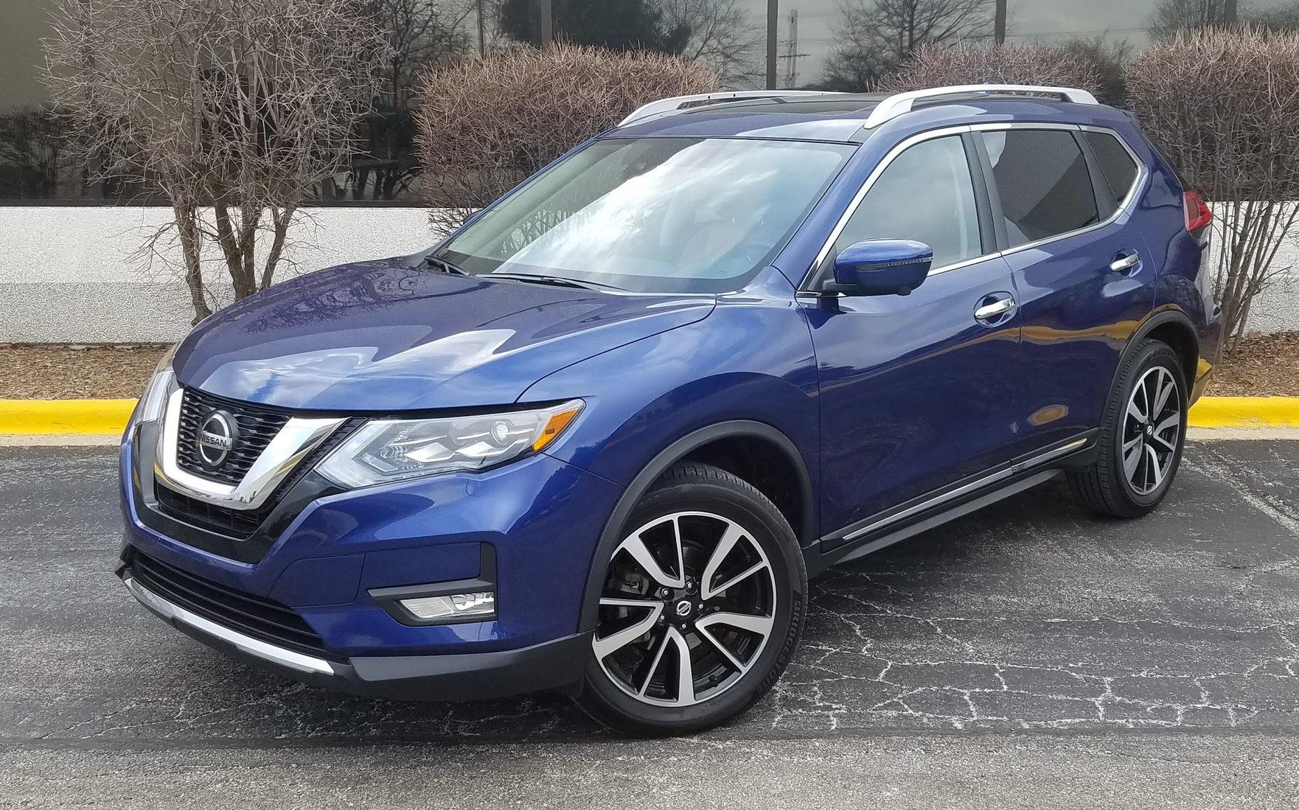 2018 Nissan Rogue >> Test Drive 2018 Nissan Rogue Sl The Daily Drive