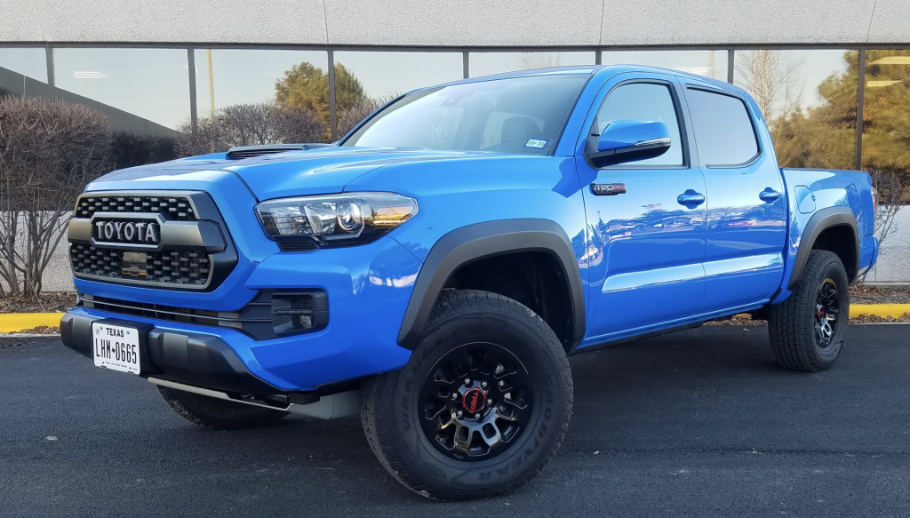 2019 Toyota Tacoma Trd Pro 4x4 Double Cab The Daily Drive