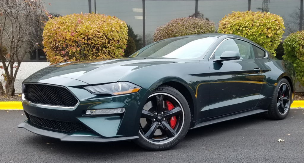2019 Ford Mustang Sports Car The Bullitt Is Back >> 2019 Ford Mustang Bullitt The Daily Drive Consumer Guide