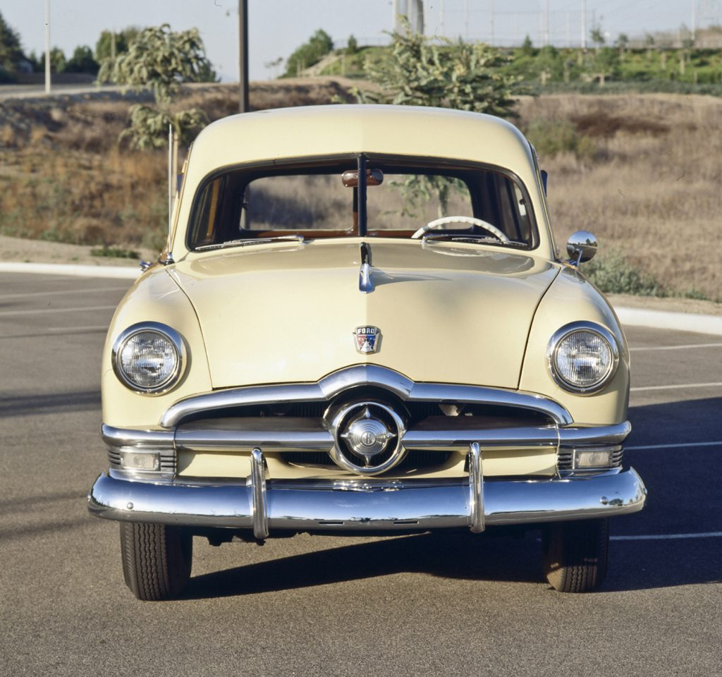 1950 Ford Grille