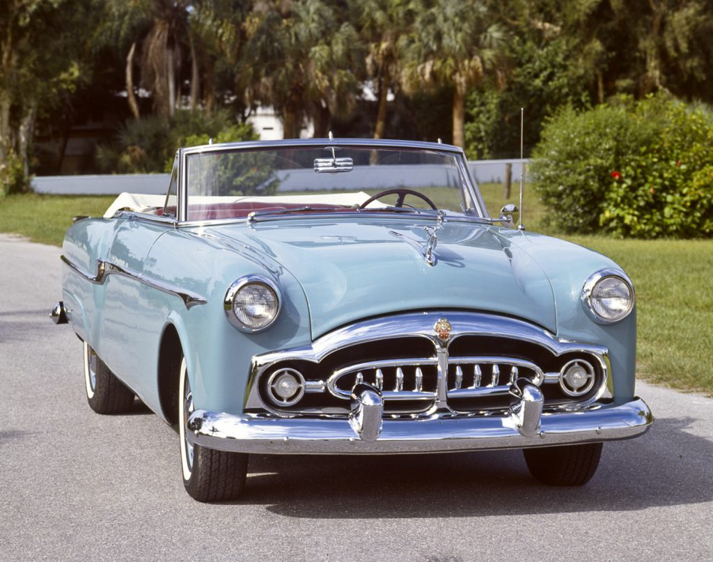 1952 Packard Grille