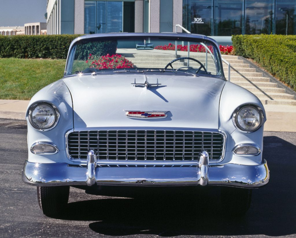 1955 Chevrolet Grille