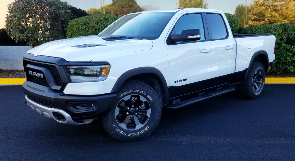 Quick Spin: 2019 Ram Rebel | The Daily Drive | Consumer ...