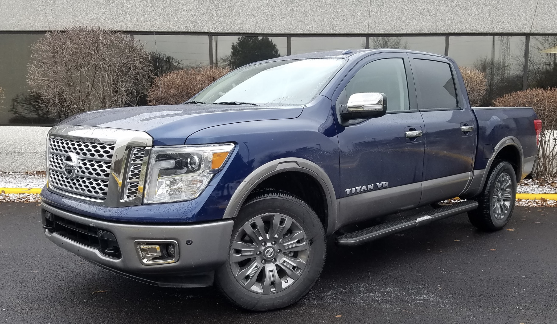 2019 Nissan Titan Platinum Reserve 4wd Crew Cab The Daily Drive Consumer Guide