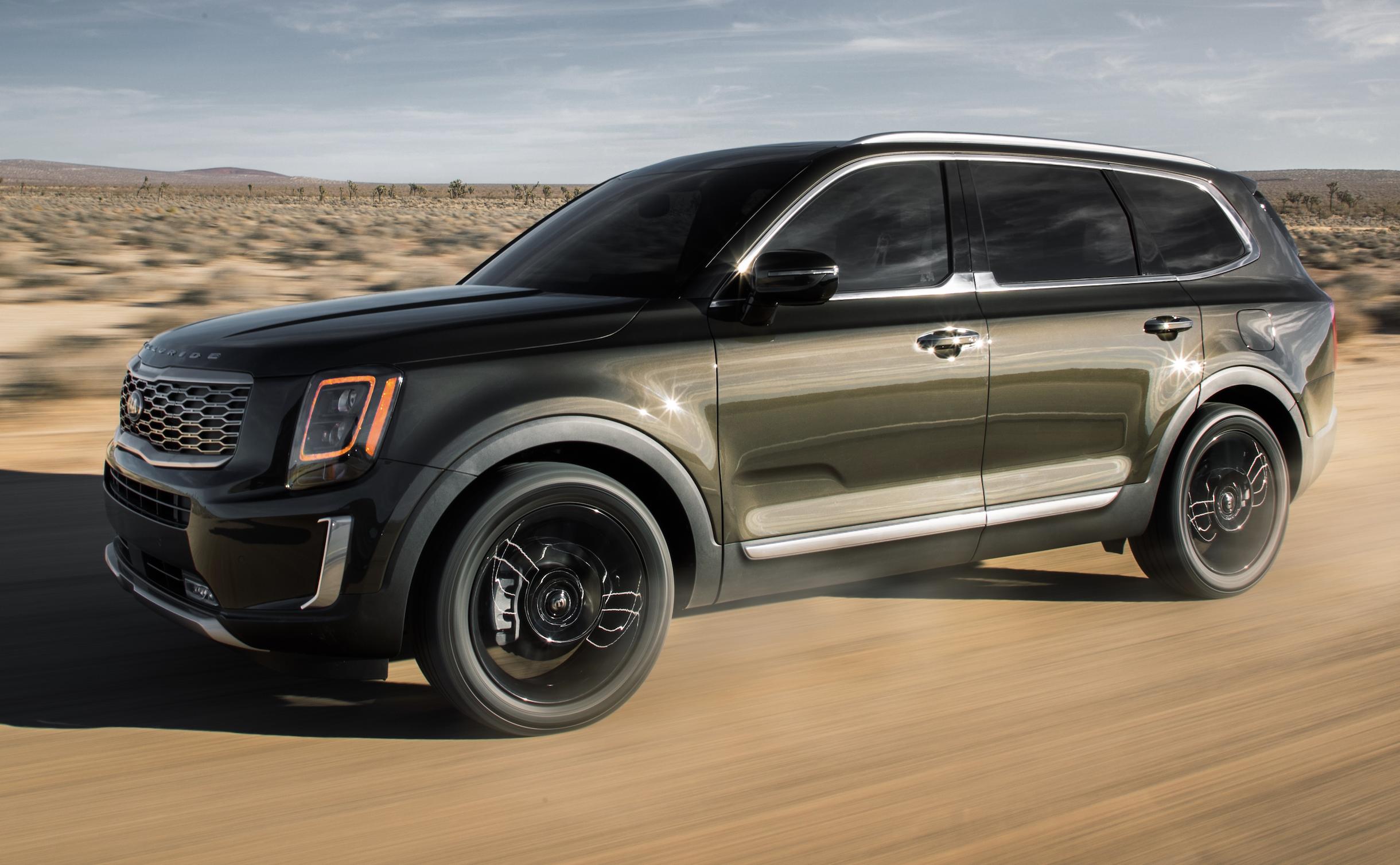 2019 Detroit Auto Show: 2020 Kia Telluride