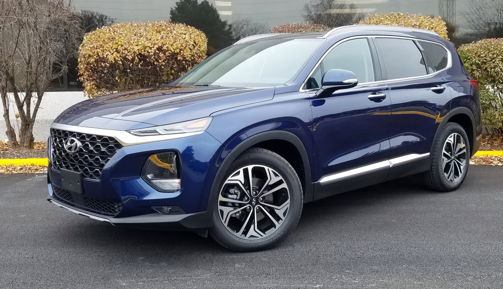 Test Drive 2019 Hyundai Santa Fe Ultimate The Daily Drive Consumer Guide The Daily Drive Consumer Guide