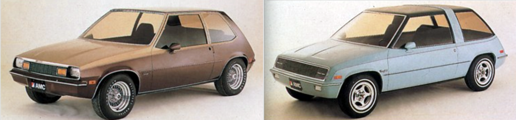 AMC Concept I and Concept II, AMC Concept 80
