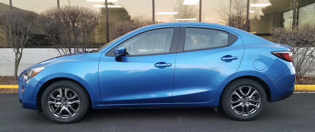 2019 Toyota Yaris The Daily Drive | Consumer Guide®