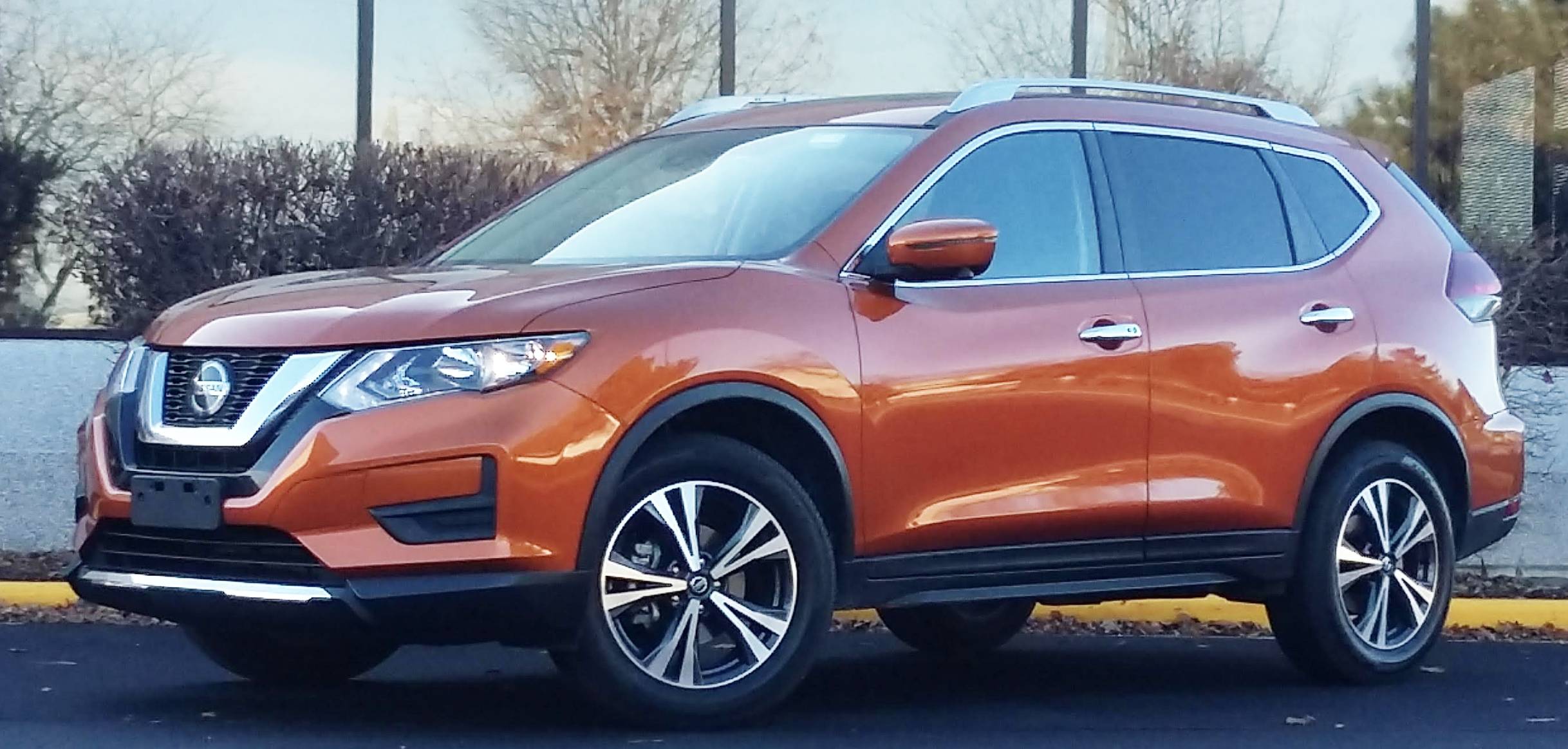 2019 Nissan Rogue SV AWD The Daily Drive | Consumer Guide®