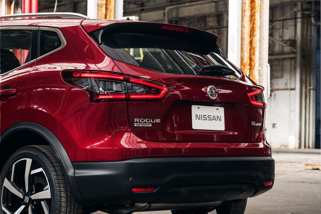 2020 Nissan Rogue Sport The Daily Drive Consumer Guide 174