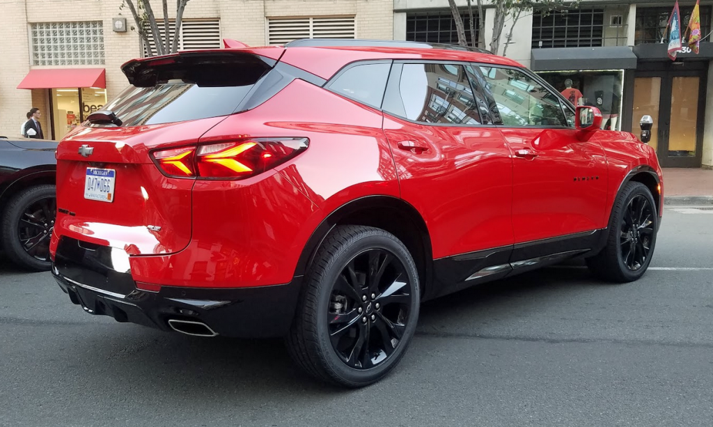 First Spin: 2019 Chevrolet Blazer | The Daily Drive ...