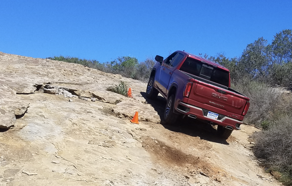 GMC Sierra AT4 Off Road