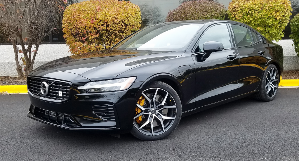 Test Drive 2019 Volvo S60 T8 Polestar The Daily Drive
