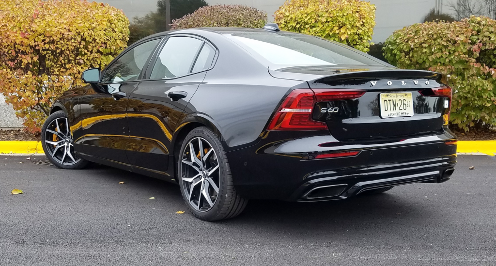 Test Drive: 2019 Volvo S60 T8 Polestar | The Daily Drive