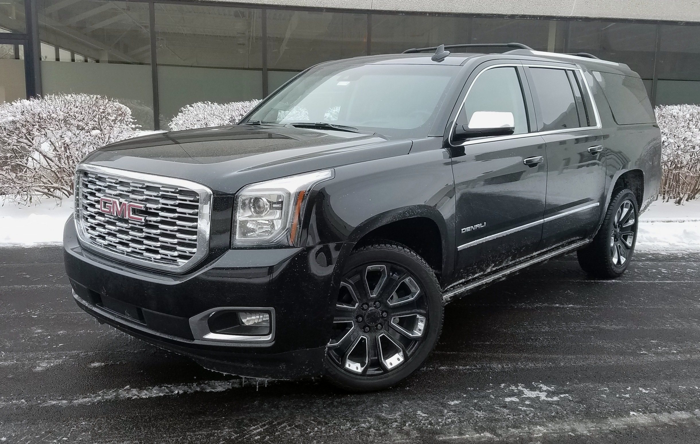 Used Yukon Denali >> Test Drive: 2019 GMC Yukon XL Denali | The Daily Drive | Consumer Guide® The Daily Drive ...