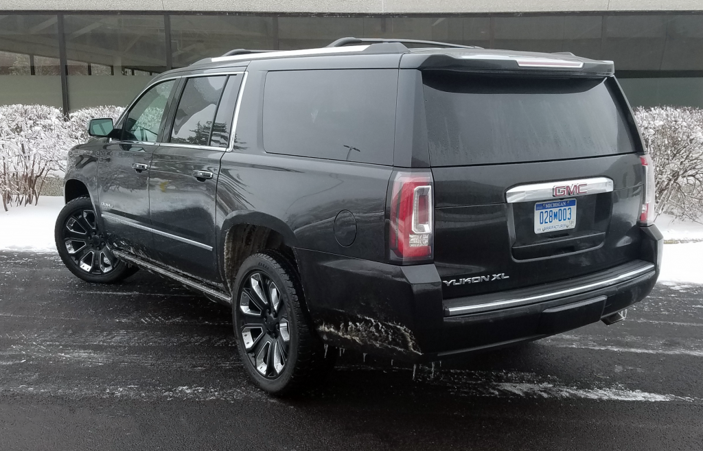Test Drive: 2019 GMC Yukon XL Denali | The Daily Drive ...