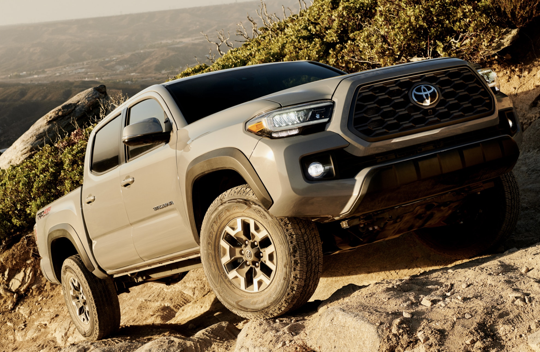 2020 Toyota Tacoma The Daily Drive Consumer Guide 174