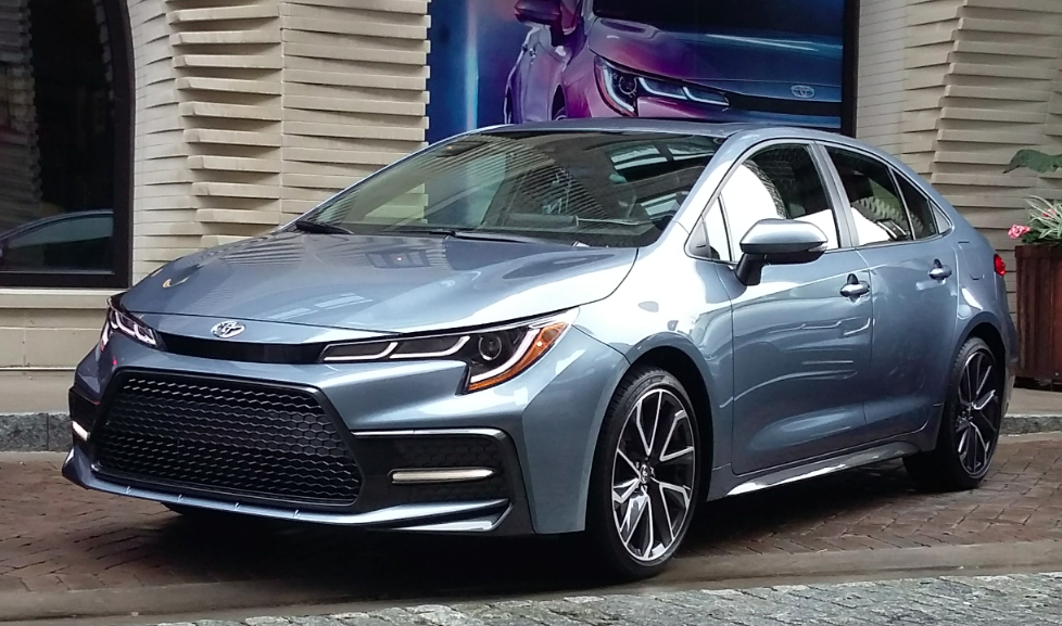 2020 Toyota Corolla Sedan The Daily Drive Consumer Guide