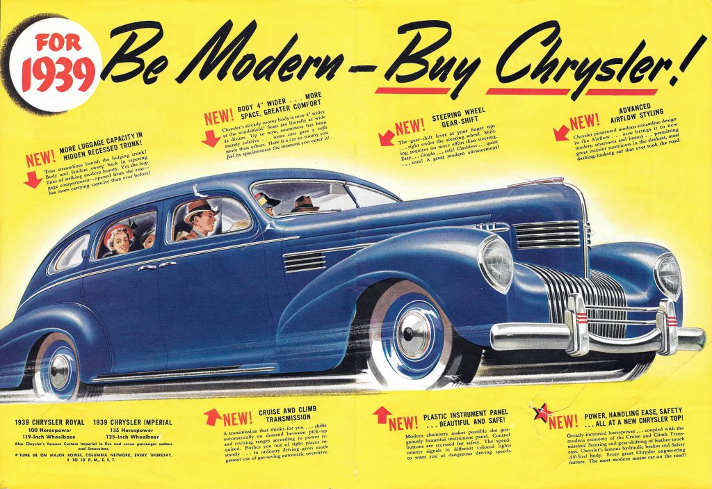 1939 Chrysler