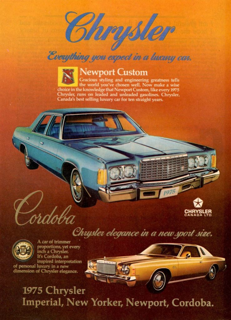 1975 Chrysler