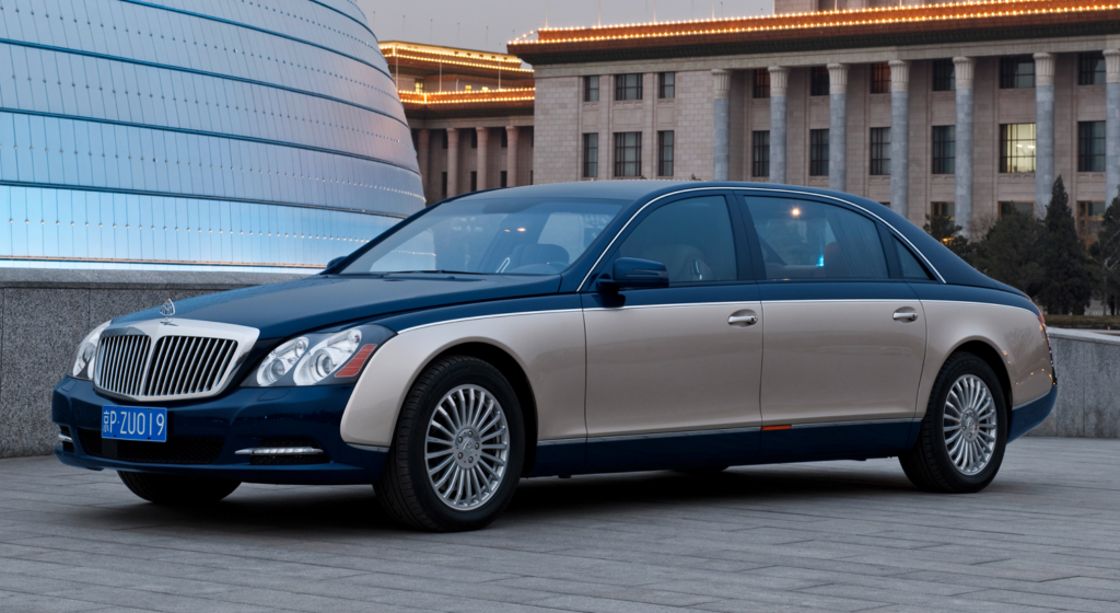 Quick Look 2012 Maybach 62 The Daily Drive Consumer