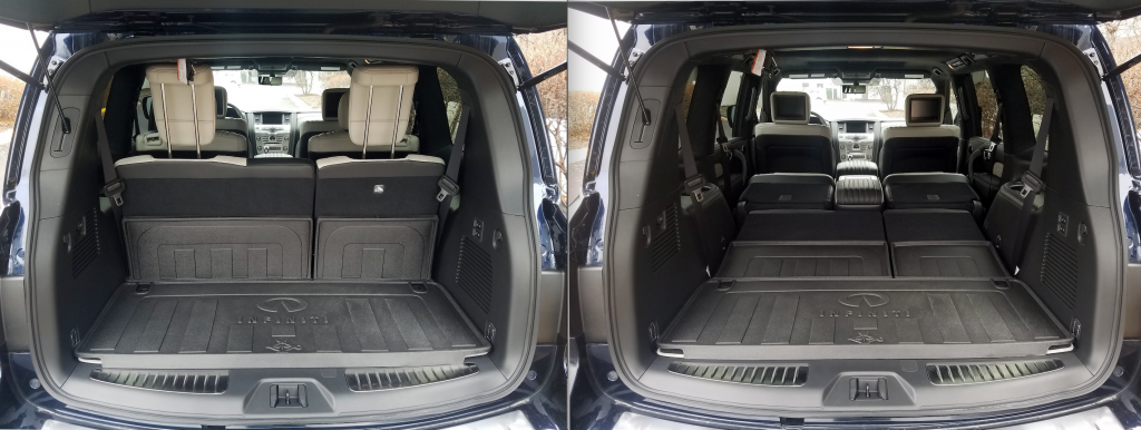 Test Drive: 2019 Infiniti QX80 Limited
