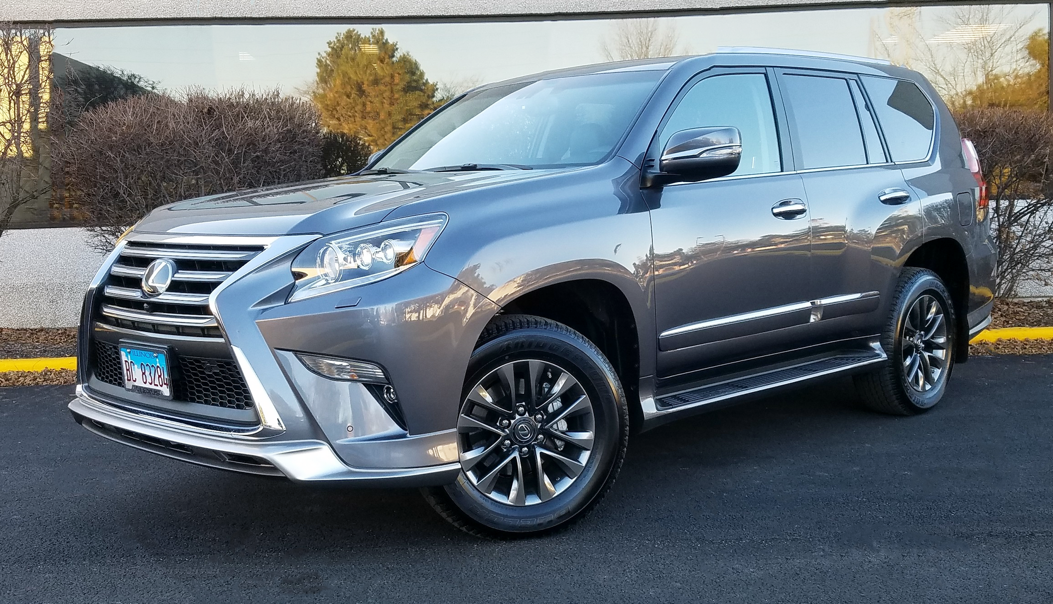 Used Lexus Gx >> Test Drive: 2019 Lexus GX 460 | The Daily Drive | Consumer Guide® The Daily Drive | Consumer Guide®