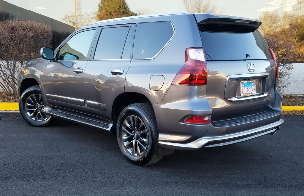 2019 Lexus GX 460, Sport Design Package