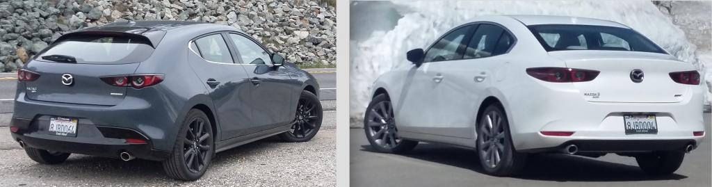 Mazda 3 AWD