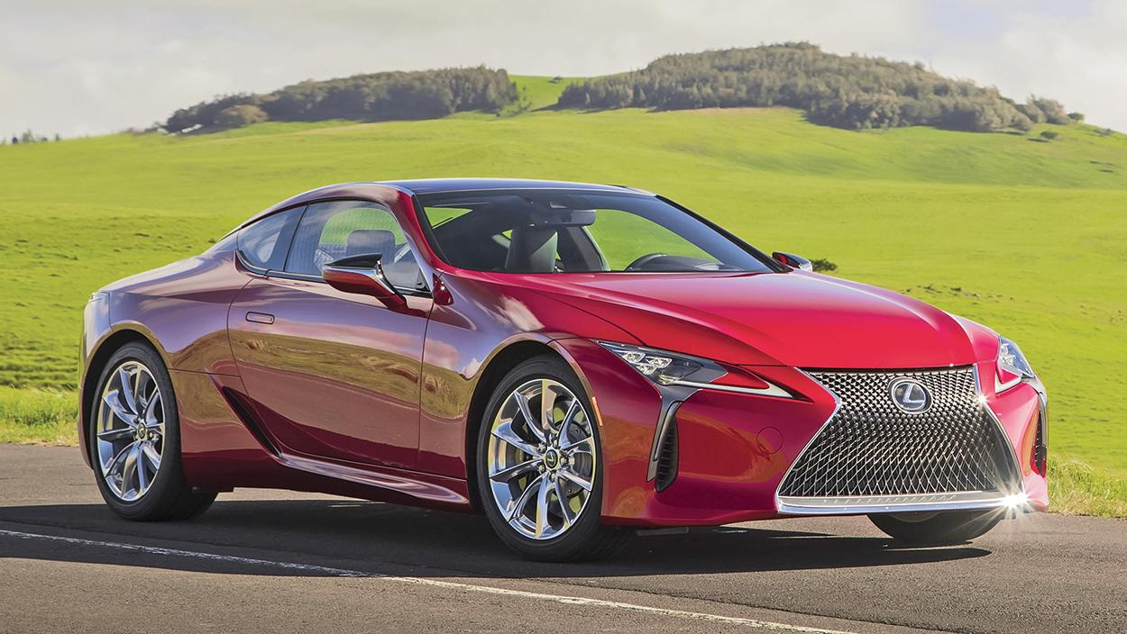Future Collectibles: 2018 Lexus LC 500 | The Daily Drive ...