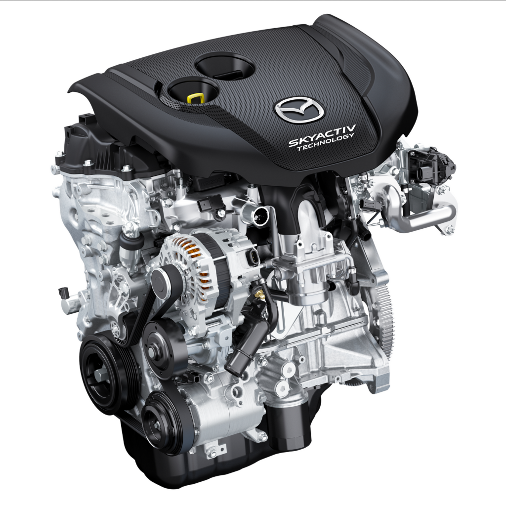 2019 Mazda CX-5 with Skyactiv-D Diesel Engine