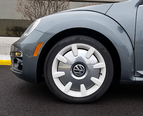 Volkswagen Beetle Wheels