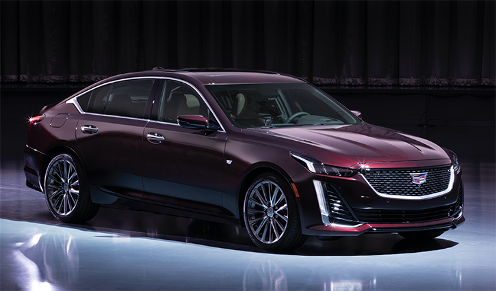 2020 Cadillac CT5 Premium Luxury