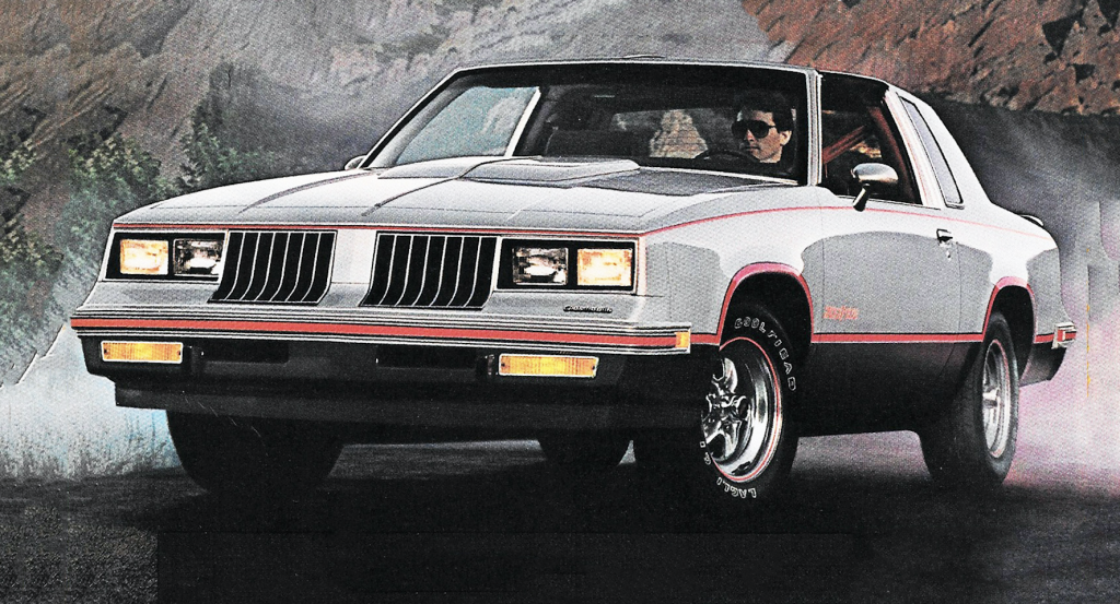 1984 Hurst/Olds, Sporty Car Ads