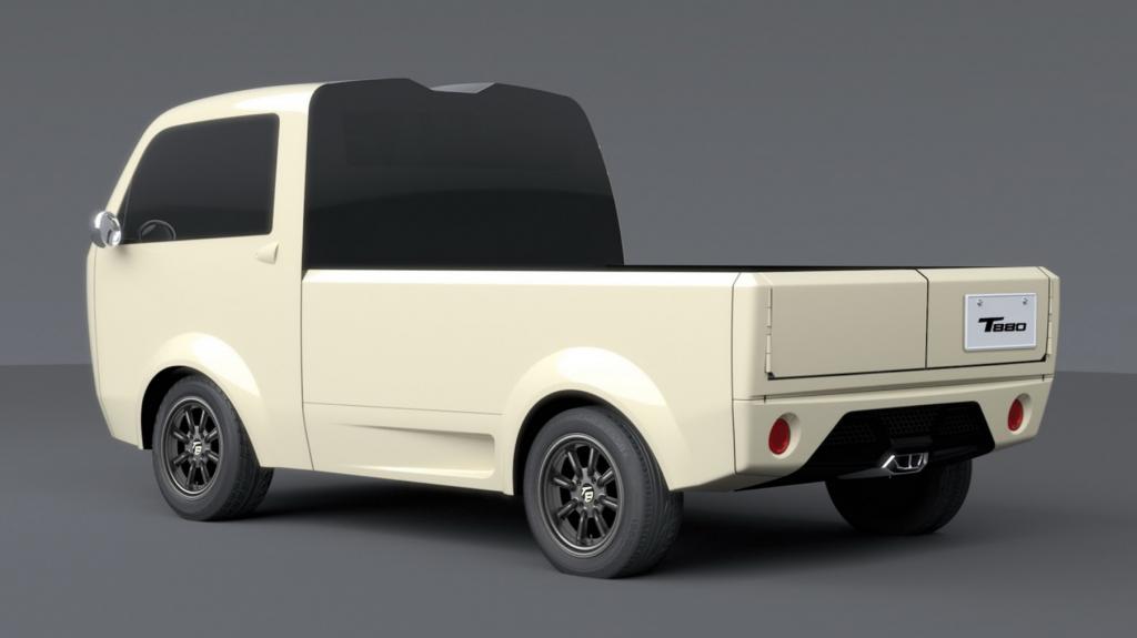 Honda T880 Concept