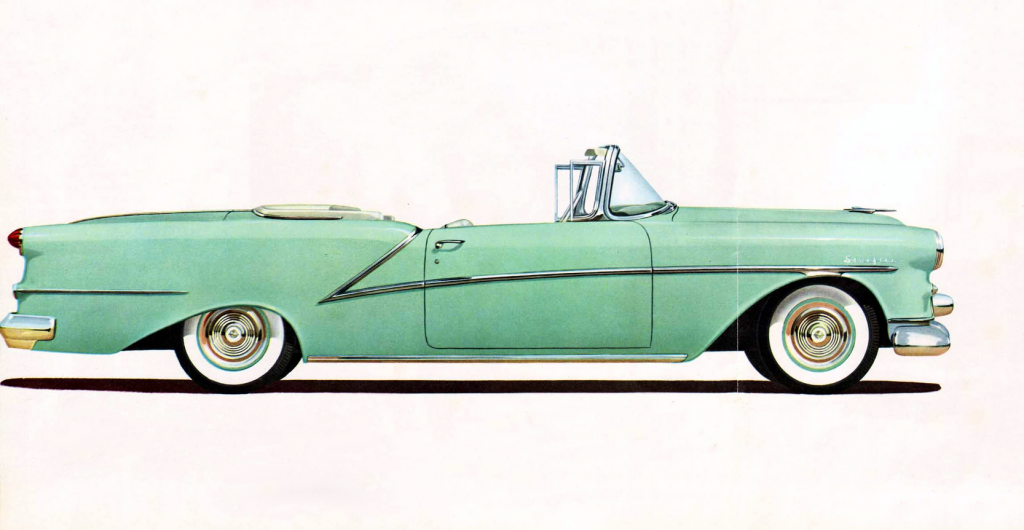1954 Oldsmobile Ninety-Eight Starfire Convertible, Favorite Oldsmobiles