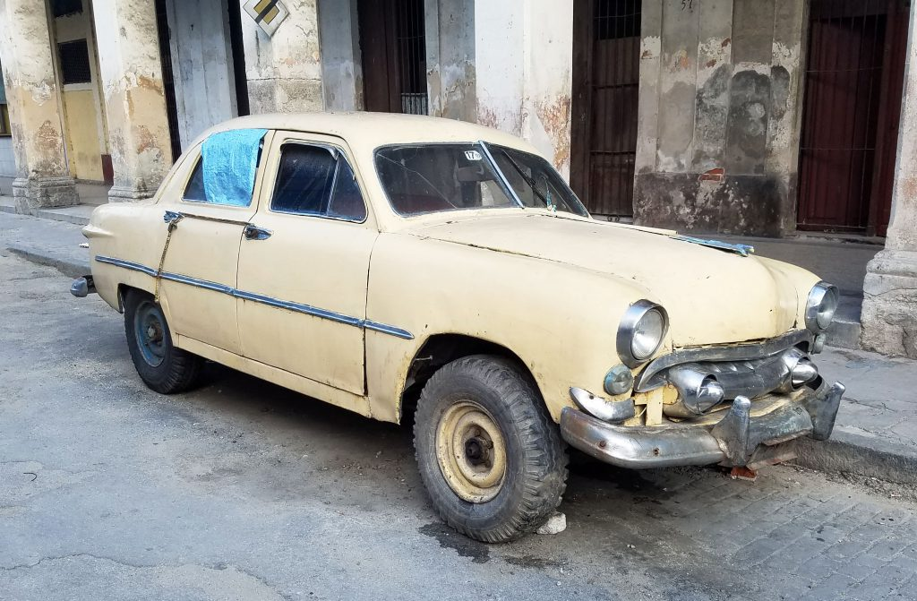 1951 Ford, Cars of Cuba