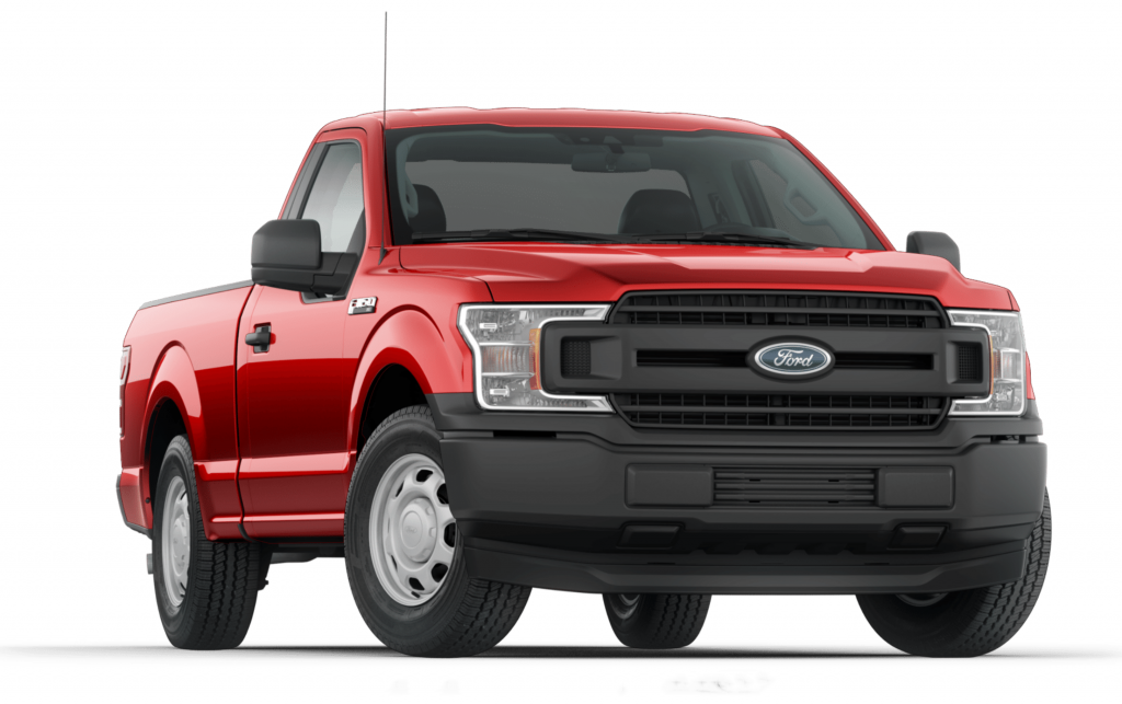 2019 F-150 Reguar-Cab Short-Bed