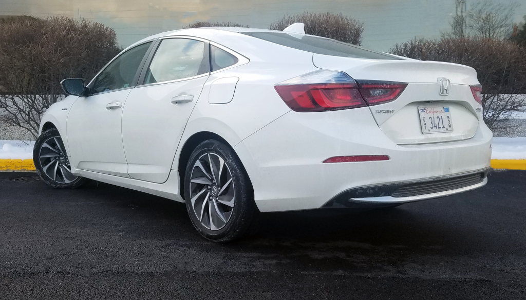 Test Drive: 2019 Honda Insight Touring