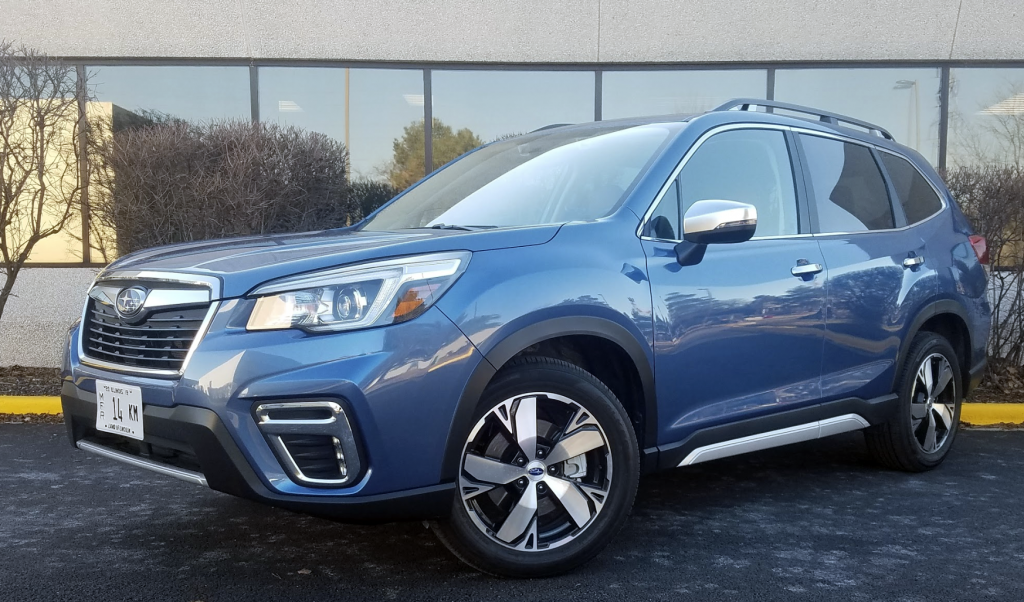 2019 Subaru Forester The Daily Drive Consumer Guide