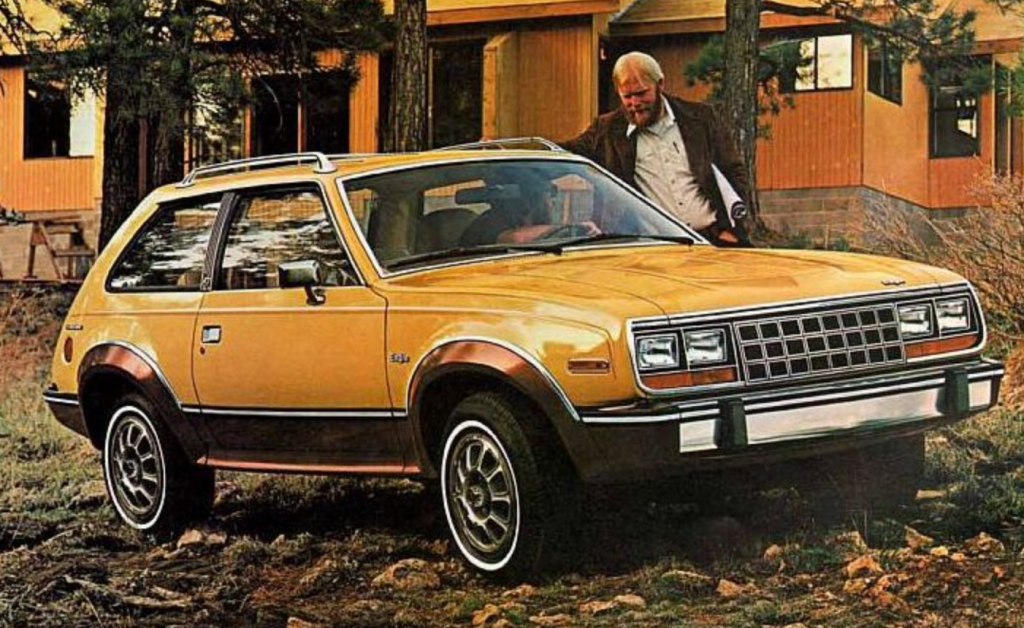 1981 AMC Eagle Kammback