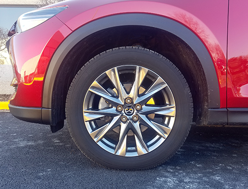 Mazda CX-9 Signature Wheels