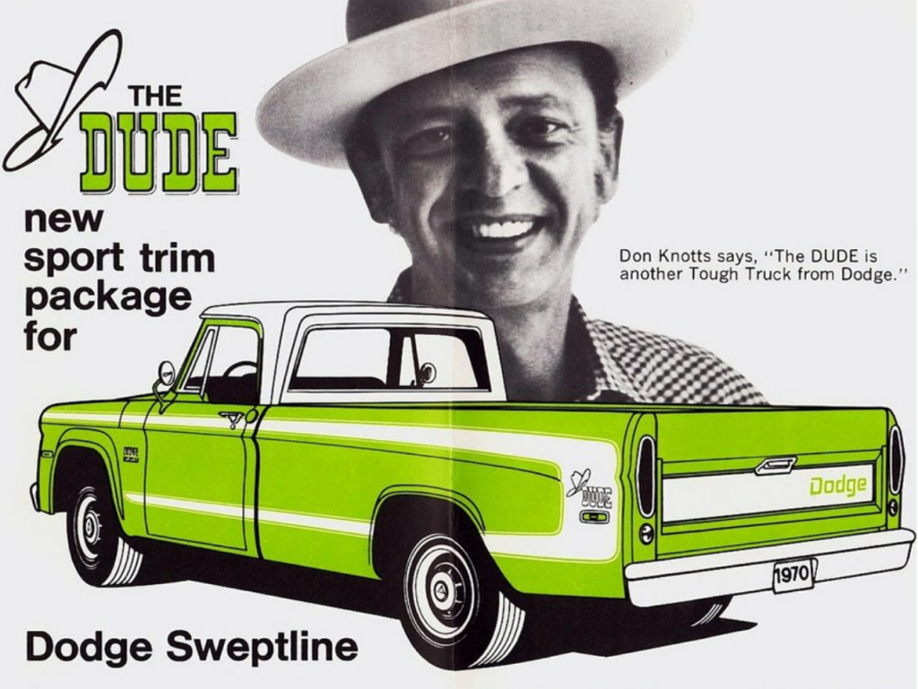 Dodge Sweptline