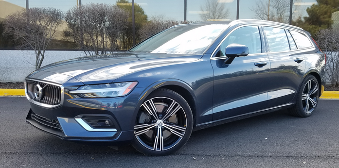 2019 Volvo V60 Inscription The Daily Drive Consumer Guide