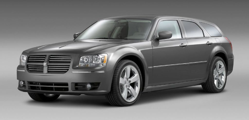Review Flashback 2008 Dodge Magnum The Daily Drive Consumer Guide The Daily Drive Consumer Guide