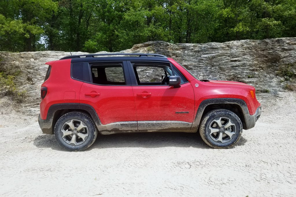 2019 Jeep Renegade Trailhawk
