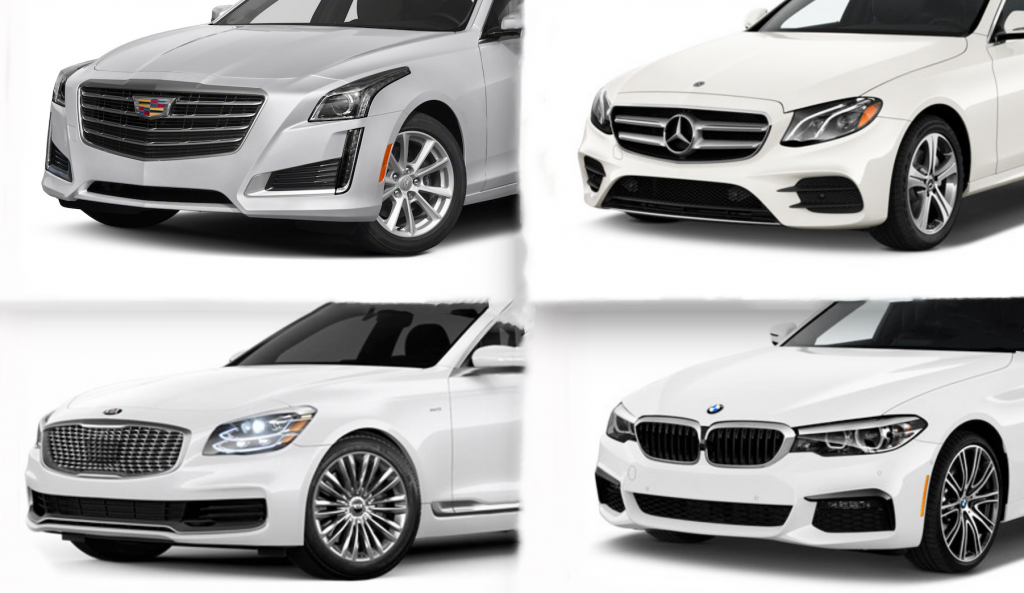 Used Luxury Car Deals