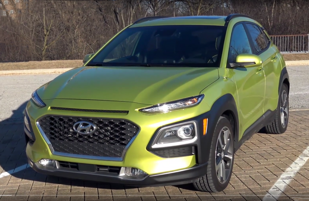 2019 Hyundai Kona Ultimate, Steve and Johnnie