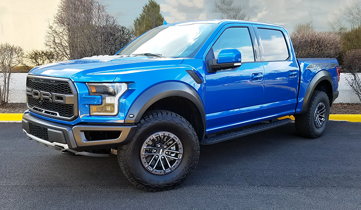 Test Drive: 2019 Ford F-150 Raptor