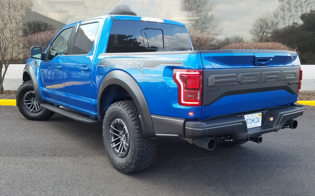Test Drive 2019 Ford F 150 Raptor The Daily Drive Consumer Guide The Daily Drive Consumer Guide